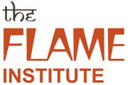 Flame Institute- Bank PO, SSC-CGL, IAS PCS Coaching, MBA Coaching, Logo